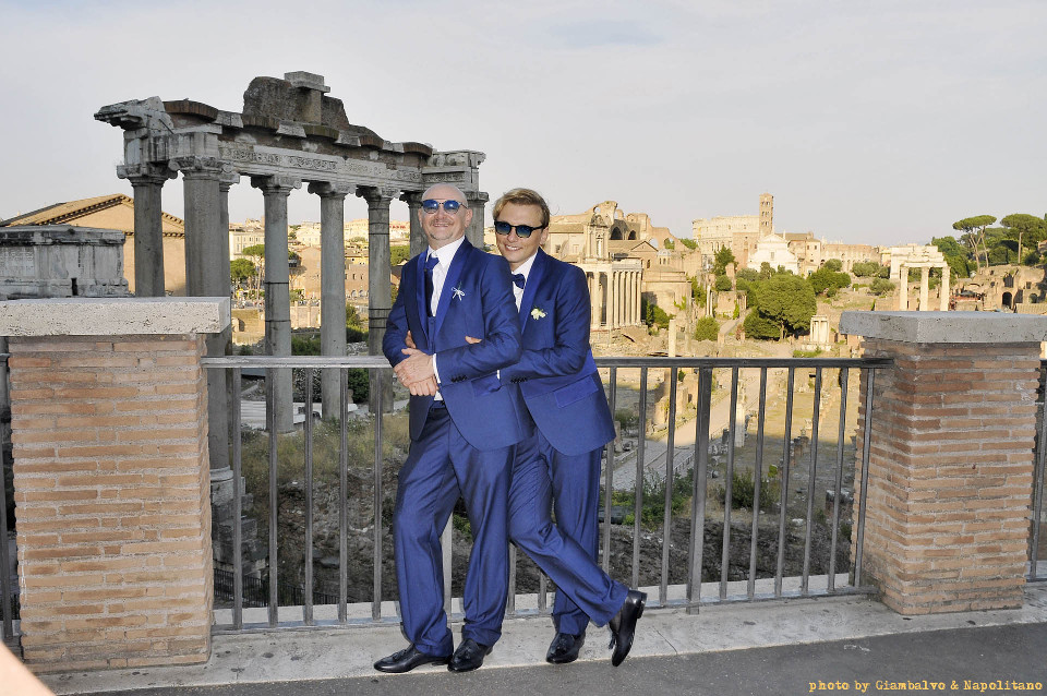 Marco e Giampietro Wedding