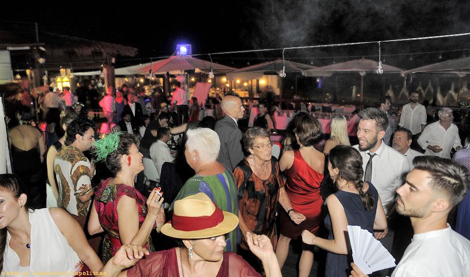 unione civile da vip tra Preziosa e Puccioni - festa a fiumicino - gay marriage roma