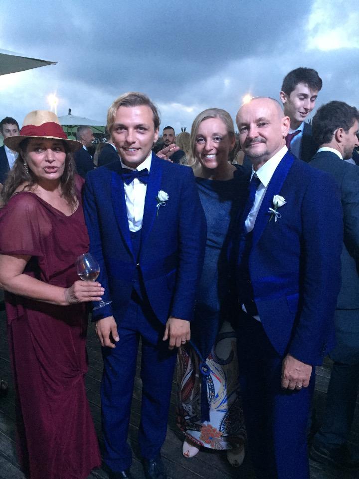 unione civile da vip tra Preziosa e Puccioni - lgbt wedding planner